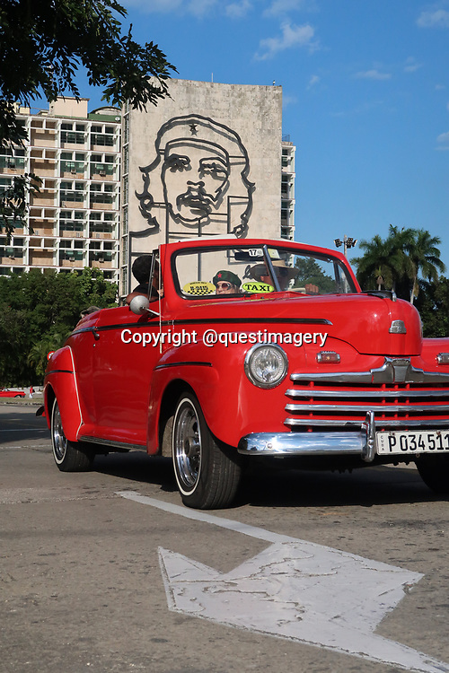 Images from Havana, Cuba 2019