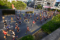 2021 Brendon Foot Superstore Wellington Round The Bays in Wellington, New Zealand on Sunday, 21 February 2021. Photo: Dave Lintott / lintottphoto.co.nz