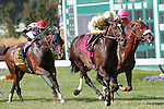 July 27, 2014: Guys Reward, Paco Lopez up, wins the Gr. III Metropolitan Jets Oceanport Stakes at Monmouth Park in Oceanport, NJ.  Trainer is Dale Romans; owner is Michael J. Bruder. ©Joan Fairman Kanes/ESW/CSM