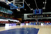 27-03-2021: Basketbal: Donar Groningen v Den Helder Suns: Groningen overzicht Martiniplaza