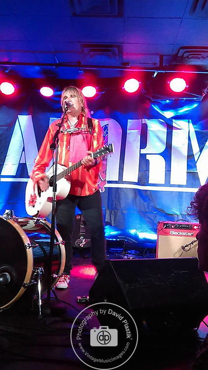 Mike Peters of The Alarm.