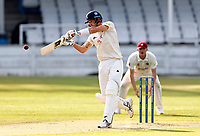 Joe Denly hits out for Kent during Kent CCC vs Northamptonshire CCC, LV Insurance County Championship Group 3 Cricket at The Spitfire Ground on 5th June 2021