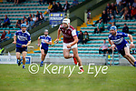 Jason Diggins, Causeway, during the County Senior hurling Semi-Final between St. Brendans and Causeway at Austin Stack park on Sunday.