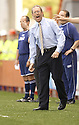 04/09/2004   Copyright Pic : James Stewart.File Name : jspa04_hamilton_v_stjohnstone.JOHN CONNOLY SHOUTS HIS INSTRUCTIONS....Payments to :.James Stewart Photo Agency 19 Carronlea Drive, Falkirk. FK2 8DN      Vat Reg No. 607 6932 25.Office     : +44 (0)1324 570906     .Mobile  : +44 (0)7721 416997.Fax         :  +44 (0)1324 570906.E-mail  :  jim@jspa.co.uk.If you require further information then contact Jim Stewart on any of the numbers above.........