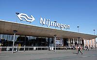 Nederland  Nijmegen  - September 2020 . Het Station.   Foto : ANP/ Hollandse Hoogte / Berlinda van Dam