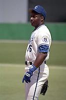 Kansas City Royals Bo Jackson (16) during spring training circa 1990 at Baseball City Stadium in Davenport, Florida.  (MJA/Four Seam Images)