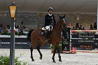 10th September 2021; Circo Massimo Stadium Rome, Italy; Longines Global Equestrian Champions Tour:   Marlon Modolo Zanotelli