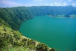 Lagoa de Sete Cidades, ilha de Sao Miguel, Açores, 1998