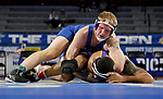 South Dakota State Wrestling Triangular vs Northern Iowa and North Dakota State