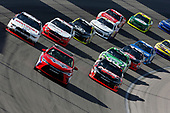 2017 NASCAR Xfinity Series - Boyd Gaming 300<br /> Las Vegas Motor Speedway - Las Vegas, NV USA<br /> Saturday 11 March 2017<br /> Toyota Pace Car Kyle Busch, NOS Energy Drink Toyota Camry Brad Keselowski<br /> World Copyright: Matthew T. Thacker/LAT Images<br /> ref: Digital Image 17LAS1mt1397