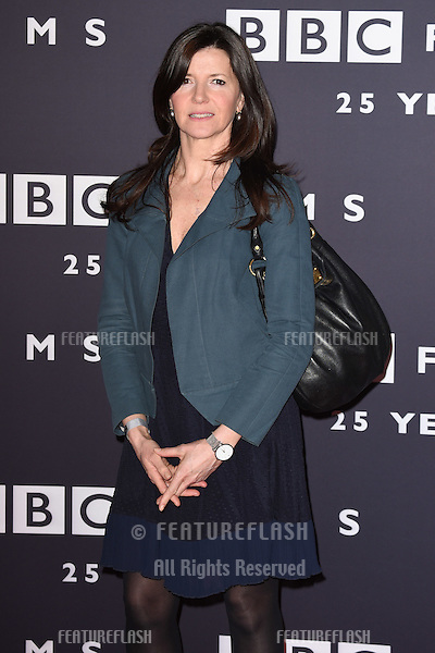 Christine Langan arrives for the BBC Films' 25th Anniversary Reception at Radio Theatre, New Broadcasting House, London. 27/03/2015 Picture by: Steve Vas / Featureflash