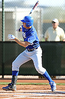 Justin Shults #33 of University of California-Riverside plays against Air Force in the annual Coca-Cola Classic at Surprise Recreational Complex on March 4, 2011 in Surprise, Arizona..Photo by:  Bill Mitchell/Four Seam Images.