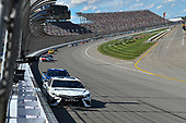 Monster Energy NASCAR Cup Series<br /> FireKeepers Casino 400<br /> Michigan International Speedway, Brooklyn, MI USA<br /> Sunday 18 June 2017<br /> Matt Kenseth, Joe Gibbs Racing, Freightliner Toyota Camry, Martin Truex Jr, Furniture Row Racing, Auto-Owners Insurance Toyota Camry, Kyle Busch, Joe Gibbs Racing, M&M's Red, White & Blue Toyota Camry, Kevin Harvick, Stewart-Haas Racing, Jimmy John's Ford Fusion<br /> World Copyright: Logan Whitton<br /> LAT Images