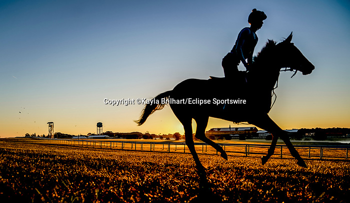 September 7, 2021: Scenes from the Eclipse Sportswire Photo Workshop at Kentucky Downs in Franklin, Kentucky, photo by Kayla Brilhart/Eclipse Sportswire Photo Workshop