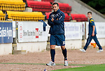 St Johnstone v Dunfermline... 13.08.11   SPL Week 4.A frustrated Derek McInnes.Picture by Graeme Hart..Copyright Perthshire Picture Agency.Tel: 01738 623350  Mobile: 07990 594431
