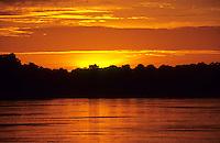 Rio Negro<br /> Amazonas, Brasil.<br /> Foto Paulo Santos<br /> 1997