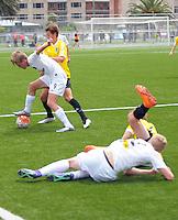 161029 National Youth League Football - Team Wellington v Wellington Phoenix