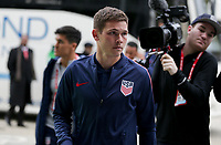 Cary, N.C. - Tuesday March 27, 2018: Wil Trapp during an International friendly game between the men's national teams of the United States (USA) and Paraguay (PAR) at Sahlen's Stadium at WakeMed Soccer Park.