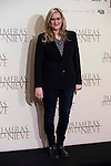 "Luz Gabas during the presentation of the film ""Palmeras en la nieve"" in Madrid, December 16, 2015. <br /> (ALTERPHOTOS/BorjaB.Hojas)"