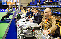 15-12-12, Rotterdam, Tennis Masters 2012, Controll table