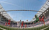 Harrison, NJ - Sunday, June 1, 2014: USMNT 2-1 over Turkey at Red Bull Arena.