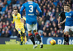 Rangers v St Johnstone…16.12.17…  Ibrox…  SPFL<br />Stefan Scougall's shot is saved<br />Picture by Graeme Hart. <br />Copyright Perthshire Picture Agency<br />Tel: 01738 623350  Mobile: 07990 594431