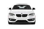 Straight front view of 2015 BMW 2 Series 228I Sport 2 Door Coupe