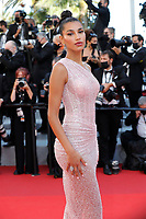 """CANNES, FRANCE - JULY 14: Chiara Sampaio at the """"A Felesegam Tortenete/The Story Of My Wife"""" screening during the 74th annual Cannes Film Festival on July 14, 2021 in Cannes, France.<br /> CAP/GOL<br /> ©GOL/Capital Pictures"""