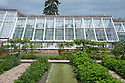Greenhouses, Audley End, late May.