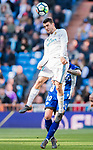Mateo Kovacic of Real Madrid heads the ball during the La Liga 2017-18 match between Real Madrid and Deportivo Alaves at Santiago Bernabeu Stadium on February 24 2018 in Madrid, Spain. Photo by Diego Souto / Power Sport Images