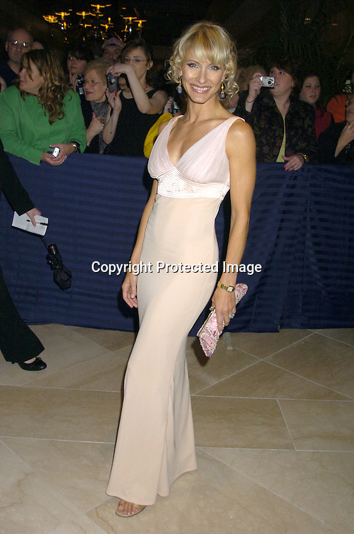 Kelley Menighan Hensley arriving at The 32nd Annual Daytime Emmy Awards ..at Radio City Music Hall on May 20, 2005...Photo by Robin Platzer, Twin Images
