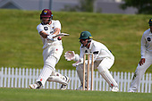 Plunket Shield - Stags v Knights