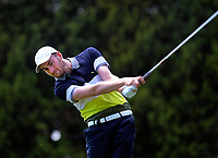 Jordan Loof. Day one of the Jennian Homes Charles Tour / Brian Green Property Group New Zealand Super 6's at Manawatu Golf Club in Palmerston North, New Zealand on Thursday, 5 March 2020. Photo: Dave Lintott / lintottphoto.co.nz