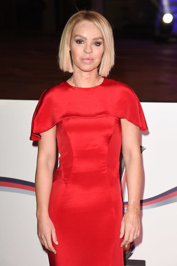 Katie Piper<br /> at the Millies 2016, Guildhall, London.<br /> <br /> <br /> ©Ash Knotek  D3212  14/12/2016