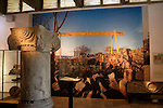 Golan Archaeological Museum in Katzrin