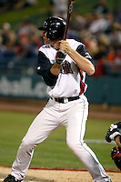 Roger Kieschnick ---  At the annual California League-Carolina League all-star game at the Diamond in Lake Elsinore, CA - 06/23/2009. The game was won by the California League, 2-1, on a walk-off homerun by Lancaster's Jon Gaston..Photo by:  Bill Mitchell/Four Seam Images