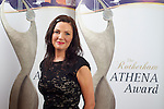 Pix: Shaun Flannery/shaunflanneryphotography.com...COPYRIGHT PICTURE>>SHAUN FLANNERY>01302-570814>>07778315553>>..24th March 2012Rotherham Metropolitan Borough Council (RMBC)..The Rotherham Athena Award 2012..Honouree Lisa Sykes.