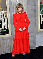 "LOS ANGELES, USA. August 06, 2019: Maddie Hasson at the premiere of ""The Kitchen"" at the TCL Chinese Theatre.<br /> Picture: Paul Smith/Featureflash"