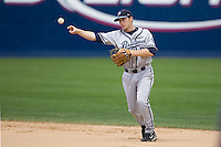 June 22, 2008: Matt Antonelli of the Portland Beavers playing second base against the Tacoma Rainiers during a Pacific Coast League game at Cheney Stadium in Tacoma, Washington.