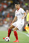 Sevilla FC's Joaquin Correa during Supercup of Spain 2nd match.August 17,2016. (ALTERPHOTOS/Acero)
