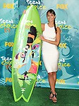 Jordana Brewster at The Fox 2009 Teen Choice Awards held at Universal Ampitheatre  in Universal City, California on August 09,2009                                                                                      Copyright 2009 DVS / RockinExposures