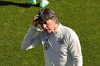 Bundestrainer Joachim Loew (Deutschland Germany) - Seefeld 28.05.2021: Trainingslager der Deutschen Nationalmannschaft zur EM-Vorbereitung