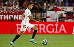 Sevilla FC's Sergio Reguilon during La Liga match. Sep 29, 2019. (ALTERPHOTOS/Manu R.B.)