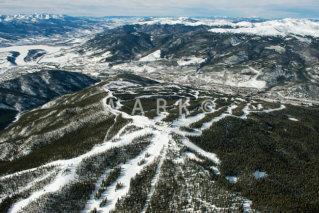 Keystone Ski Area. Dercum, March 2014