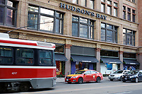 Hudson Bay store , Toronto, Canada