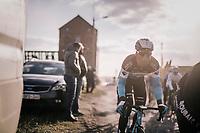 Julien Duval (FRA/AG2R-La Mondiale)<br /> <br /> 50th GP Samyn 2018<br /> Quaregnon > Dour: 200km (BELGIUM)