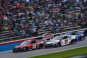 #20: Christopher Bell, Joe Gibbs Racing, Toyota Camry Craftsman, #11: Denny Hamlin, Joe Gibbs Racing, Toyota Camry FedEx Office