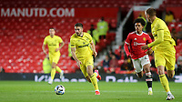 Halil Dervisoglu of Brentford in action during Manchester United vs Brentford, Friendly Match Football at Old Trafford on 28th July 2021