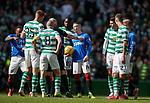 31.03.2019 Celtic v Rangers: Ryan Kent