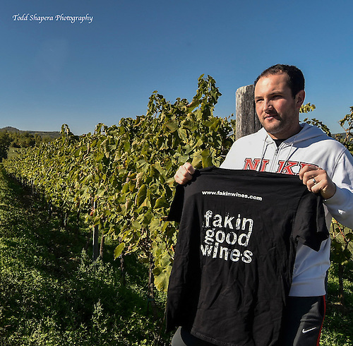 Fakin Vineyard, Croatia